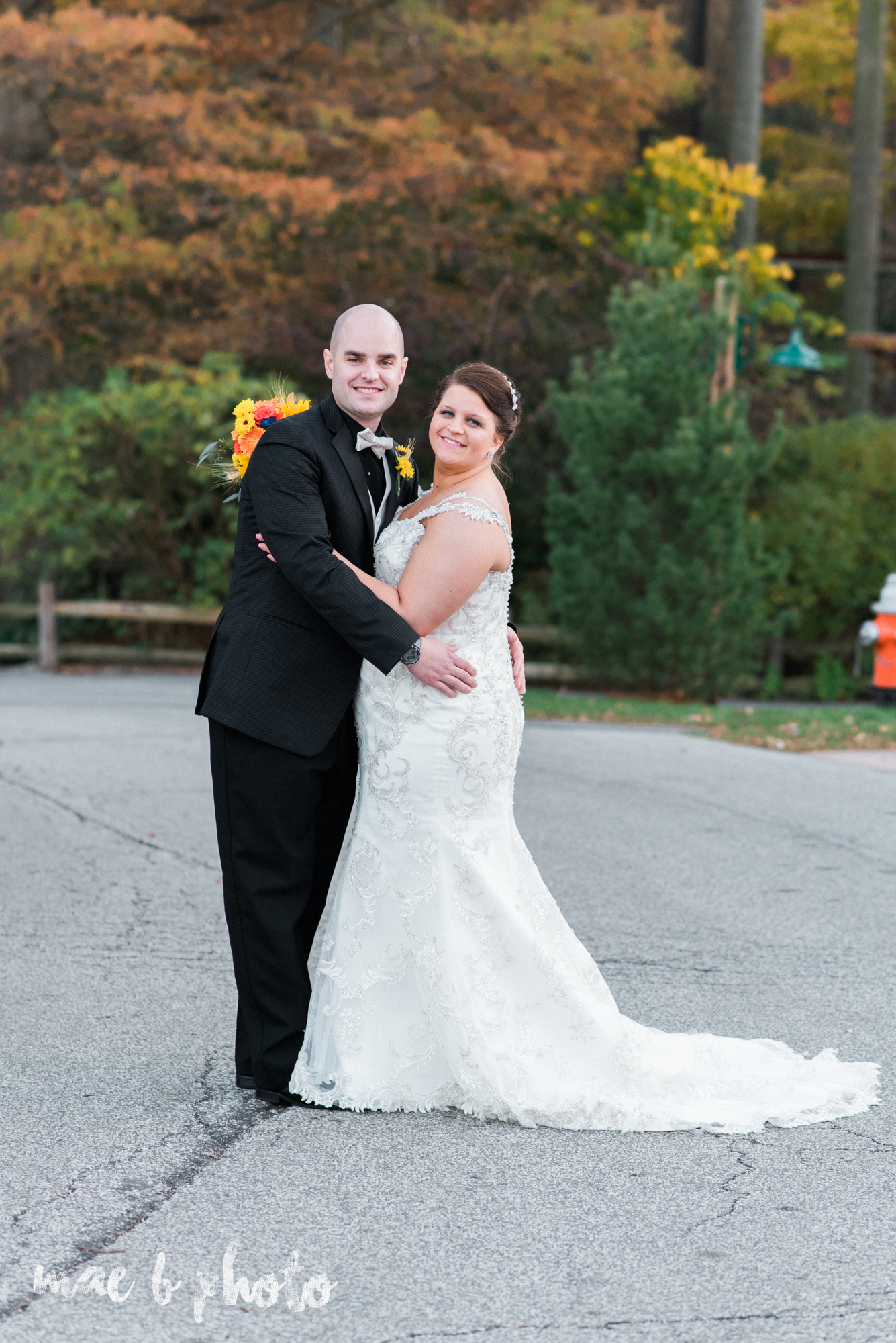 kaylynn & matt's fall zoo wedding at the cleveland metroparks zoo in cleveland ohio photographed by mae b photo-21.jpg