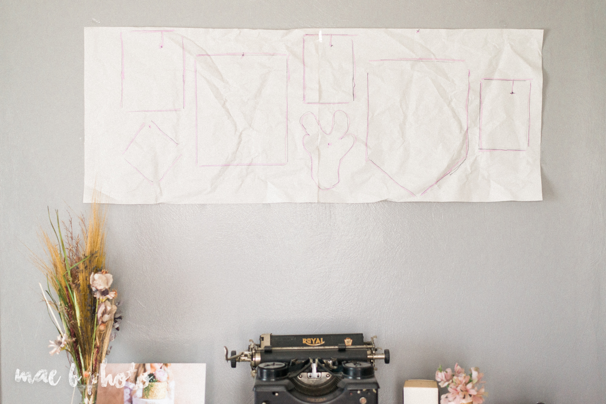how to hang a wall collage by mae b photo-10.jpg