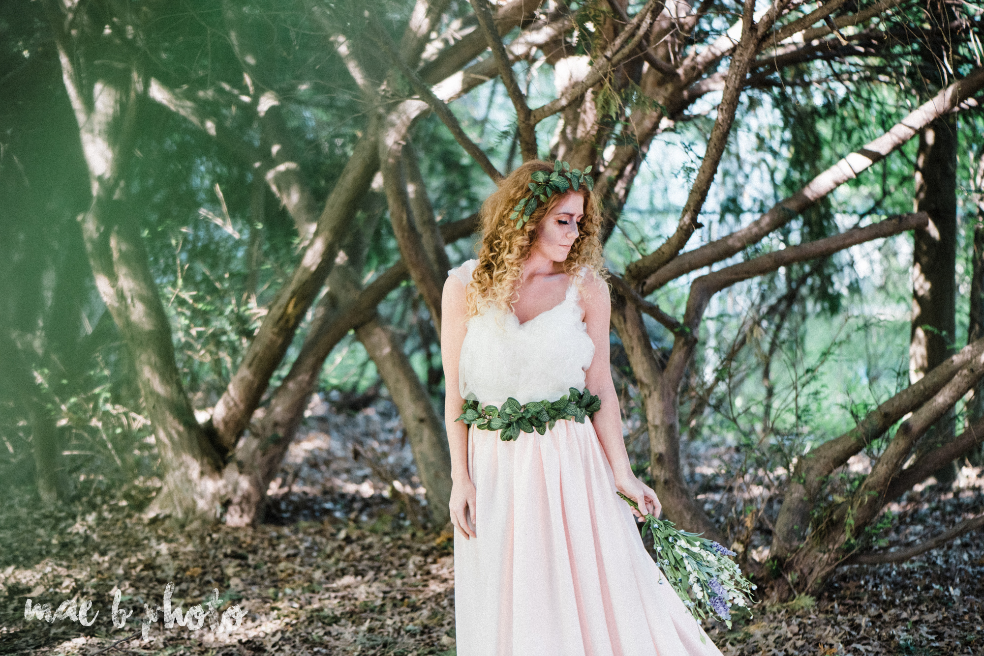 woodland inspired styled shoot in canfield ohio by youngstown wedding photographer mae b photo-15.jpg
