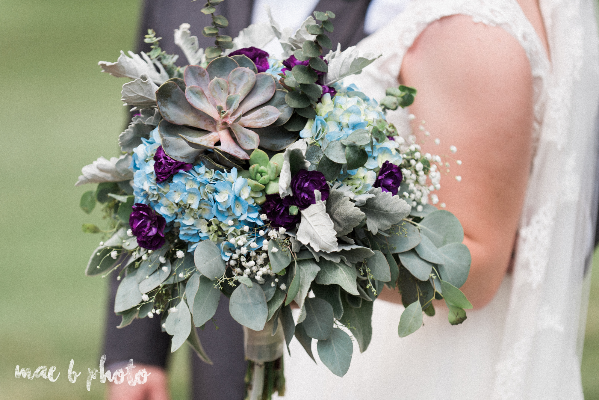 intimate summer wedding at the holiday inn in boardman ohio photographed by cleveland wedding photographer mae b photo-3.jpg