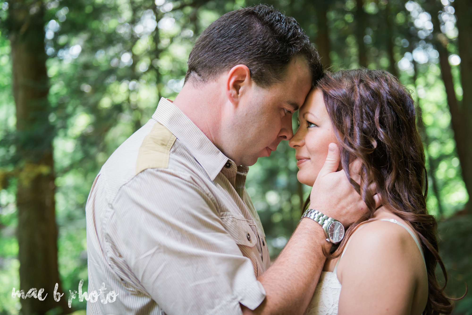 kristy and matt's summer engagement session at mill creek park in youngstown ohio photographed by youngstown wedding photographer mae b photo-2.jpg