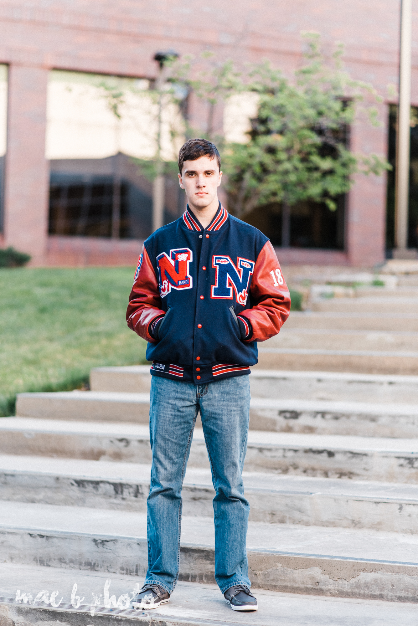 john's summer senior session at youngstown state university and the butler institute of american art in youngstown ohio photographed by youngstown wedding photographer mae b photo-12.jpg