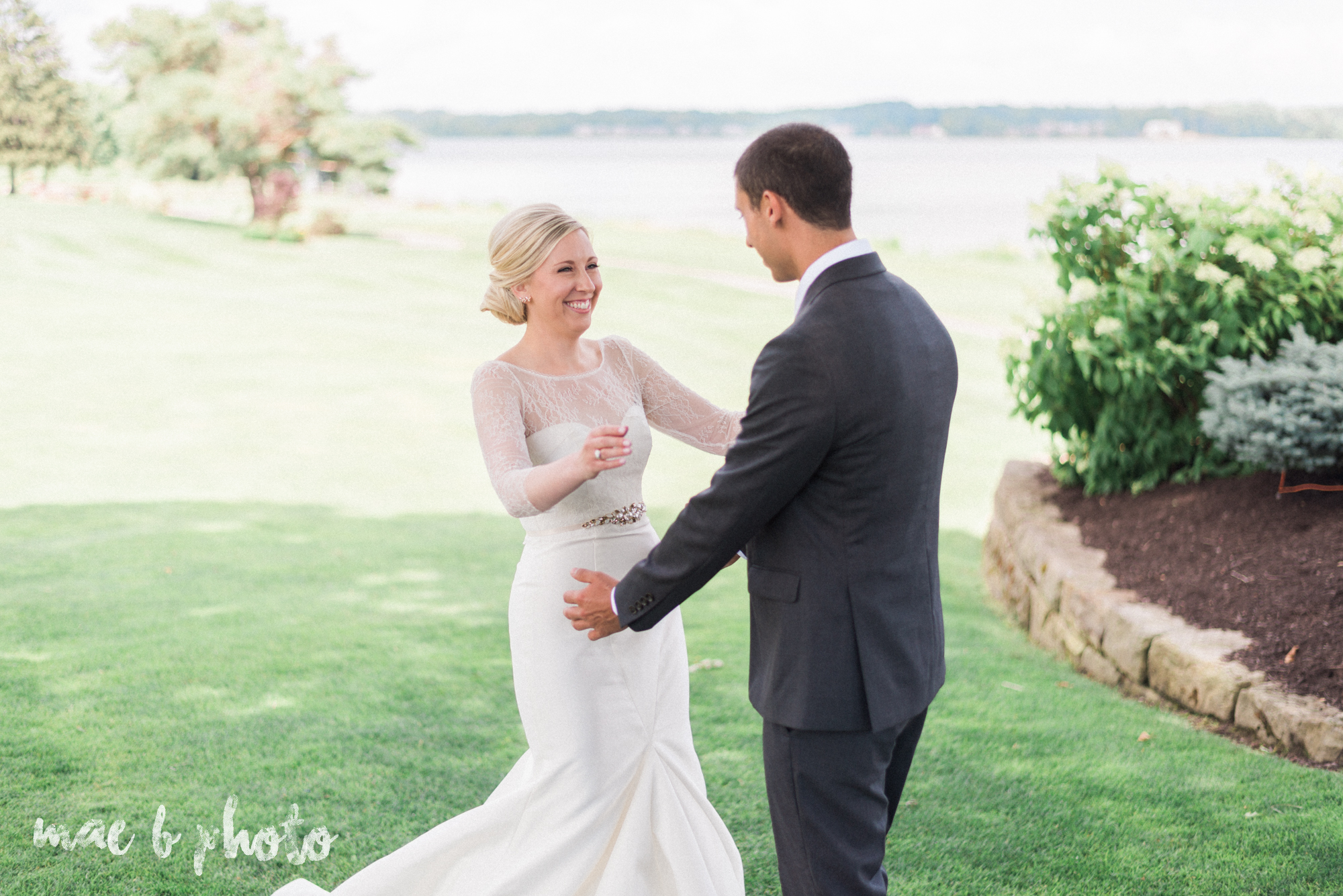 emily and michael's industrial chic summer country club wedding at the lake club in poland ohio photographed by cleveland wedding photographer mae b photo-49.jpg