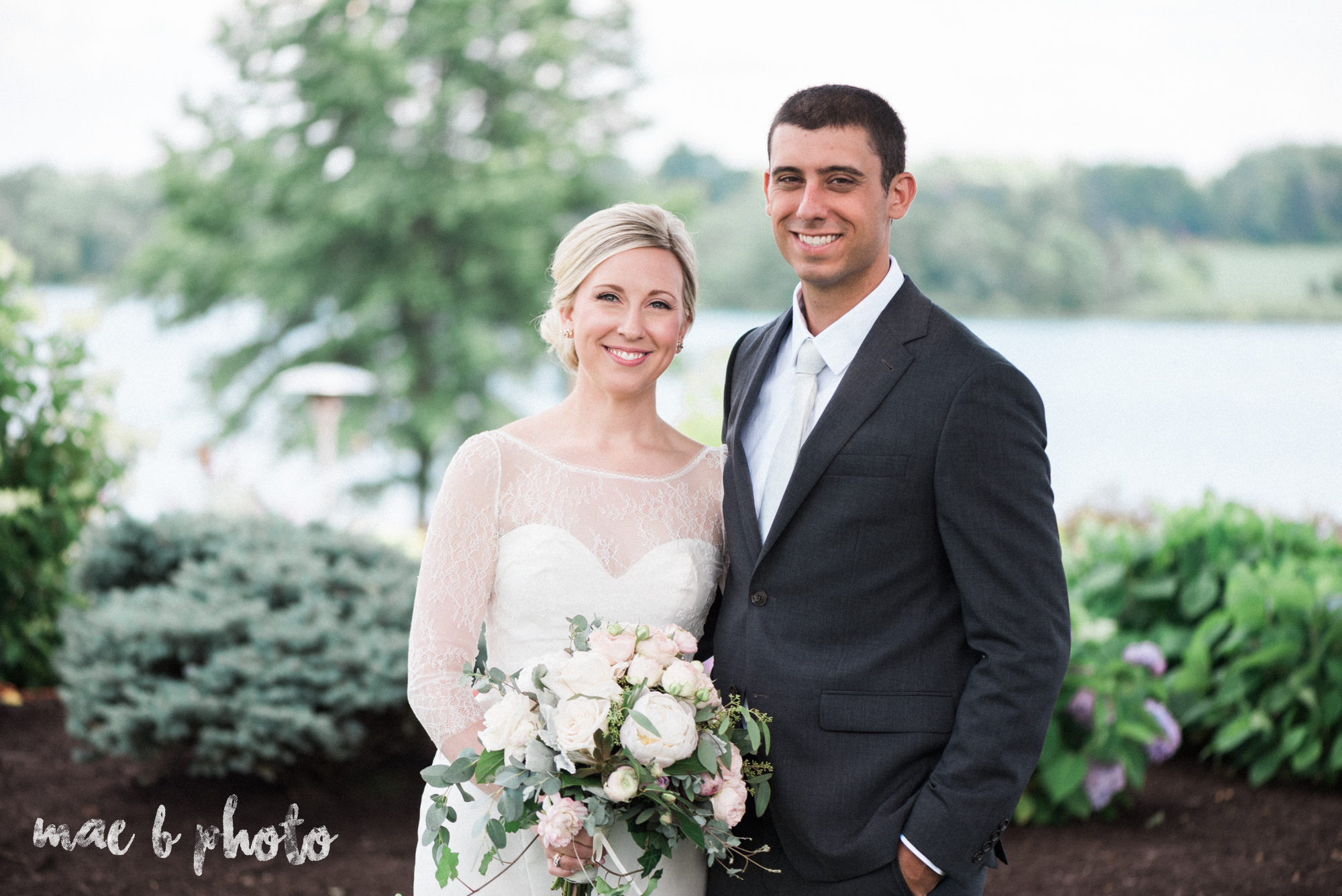 emily and michael's industrial chic summer country club wedding at the lake club in poland ohio photographed by cleveland wedding photographer mae b photo-53.jpg