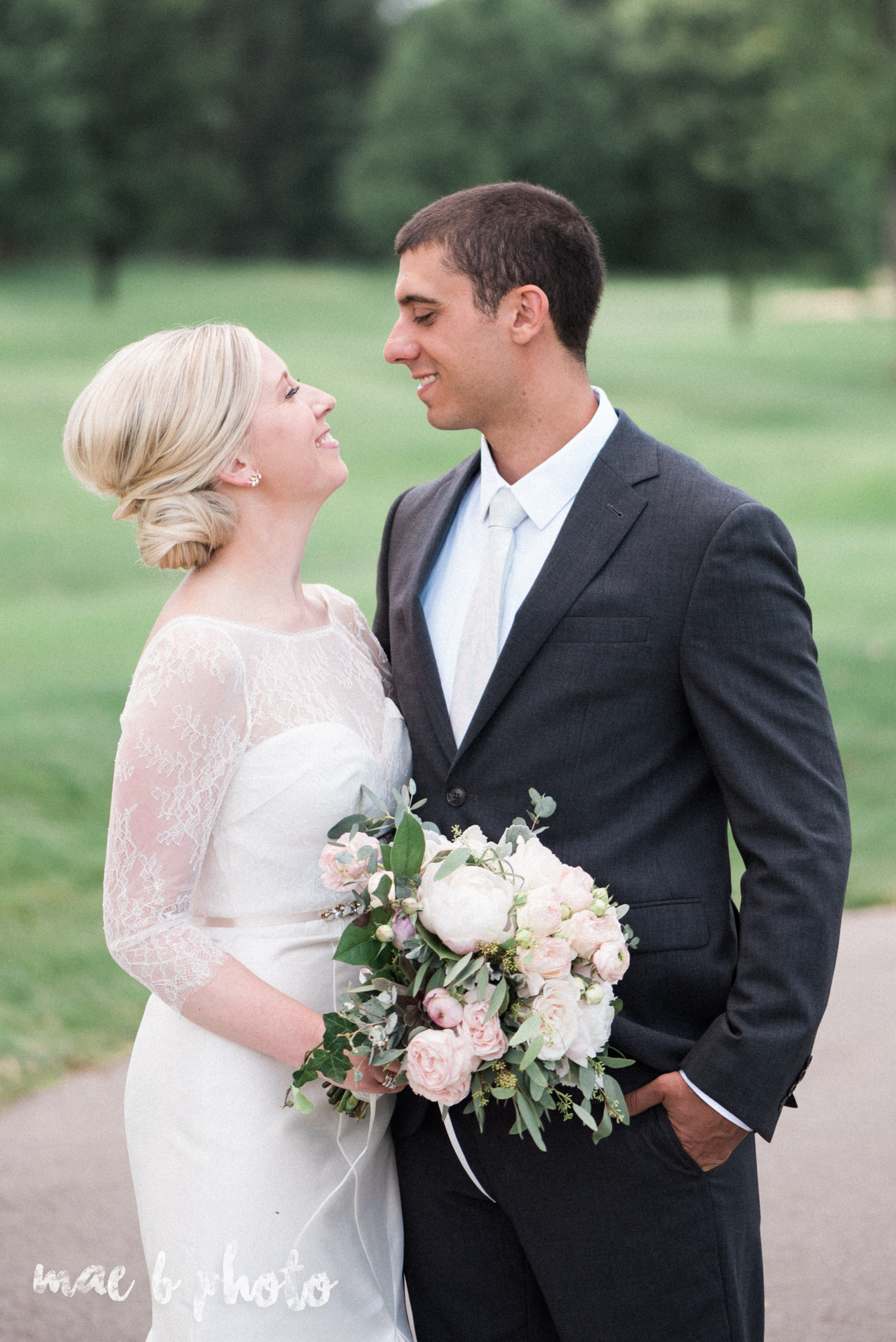 emily and michael's industrial chic summer country club wedding at the lake club in poland ohio photographed by cleveland wedding photographer mae b photo-61.jpg