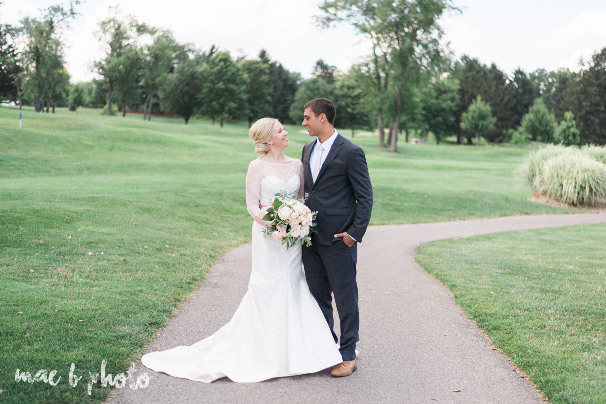emily and michael's industrial chic summer country club wedding at the lake club in poland ohio photographed by cleveland wedding photographer mae b photo-59.jpg