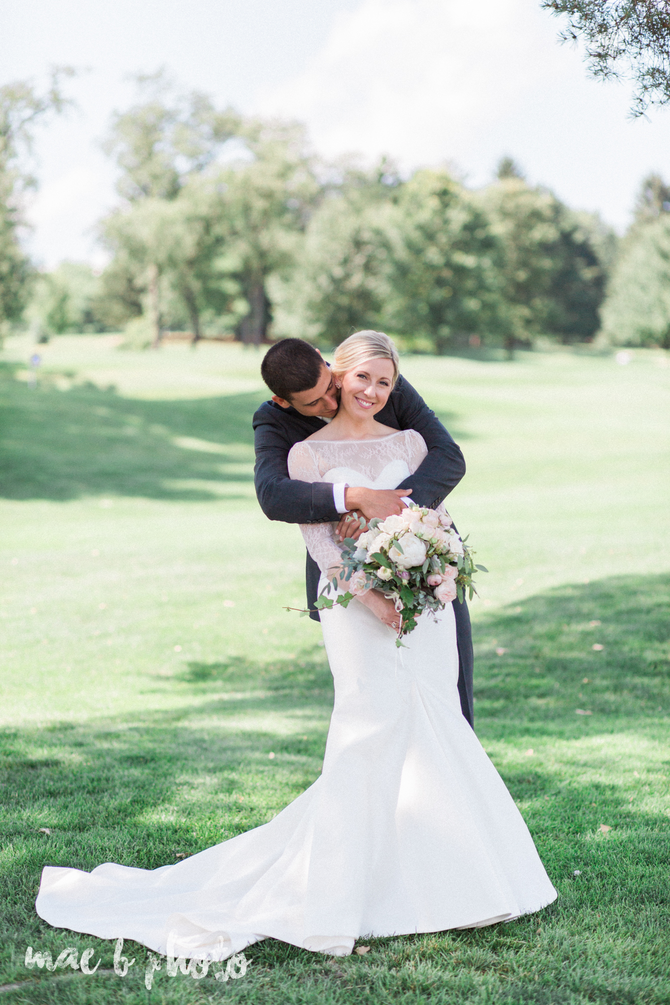 emily and michael's industrial chic summer country club wedding at the lake club in poland ohio photographed by cleveland wedding photographer mae b photo-13.jpg