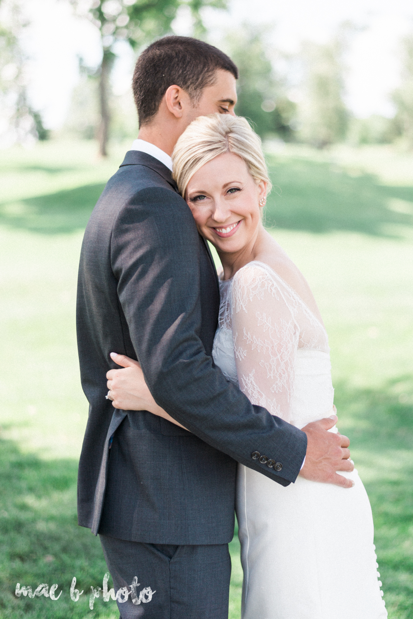 emily and michael's industrial chic summer country club wedding at the lake club in poland ohio photographed by cleveland wedding photographer mae b photo-65.jpg