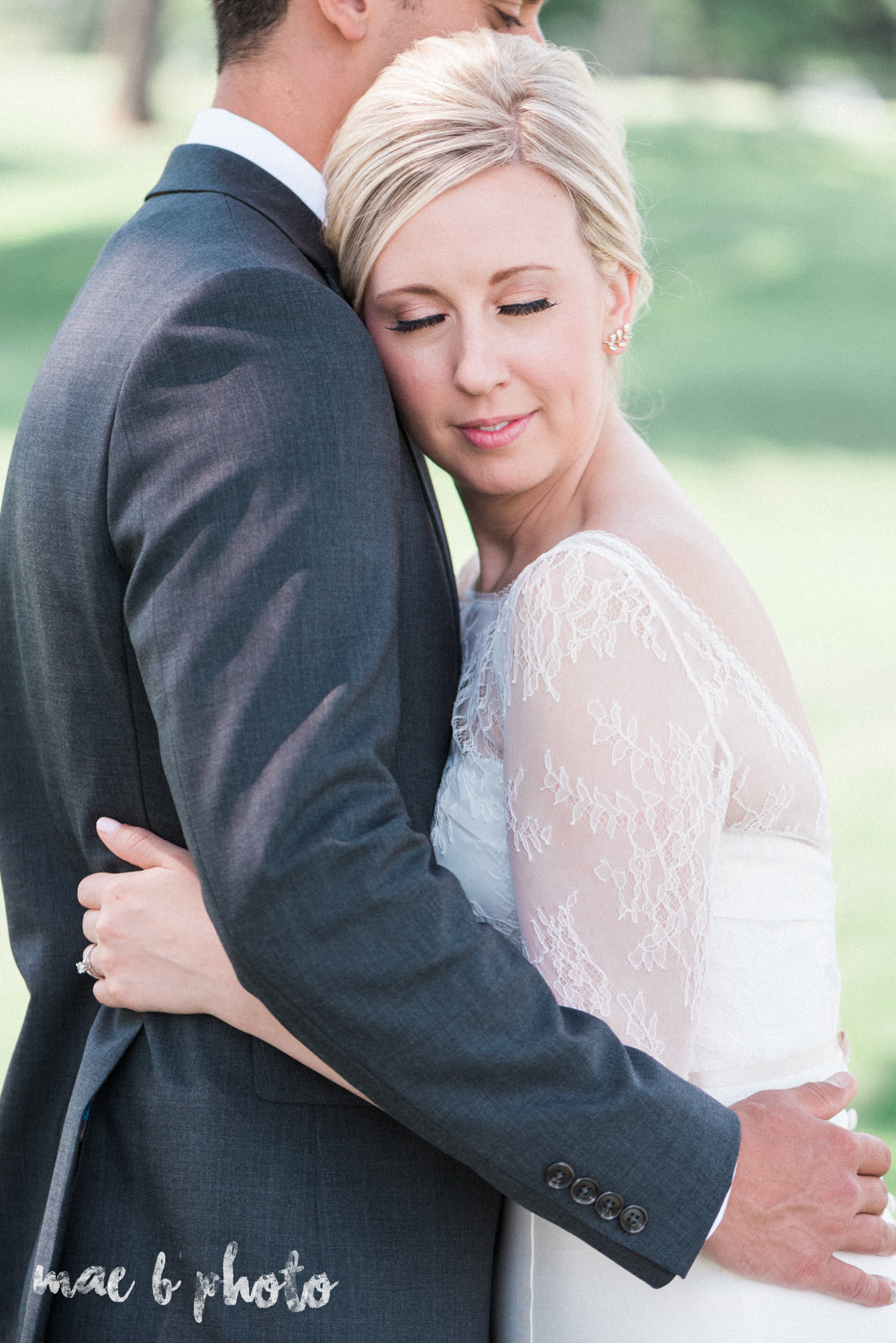 emily and michael's industrial chic summer country club wedding at the lake club in poland ohio photographed by cleveland wedding photographer mae b photo-66.jpg