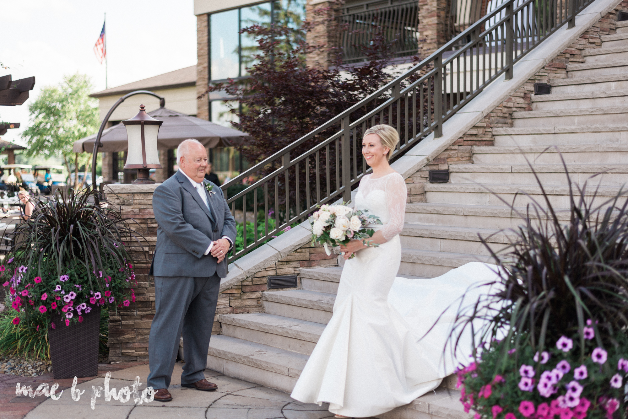 emily and michael's industrial chic summer country club wedding at the lake club in poland ohio photographed by cleveland wedding photographer mae b photo-95.jpg