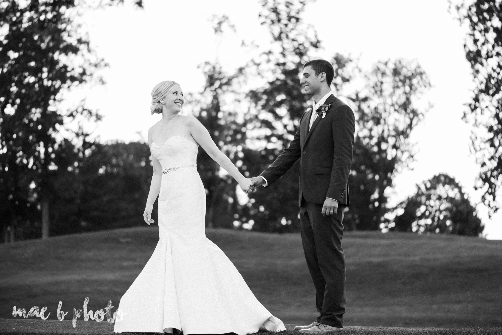 emily and michael's industrial chic summer country club wedding at the lake club in poland ohio photographed by cleveland wedding photographer mae b photo-122.jpg