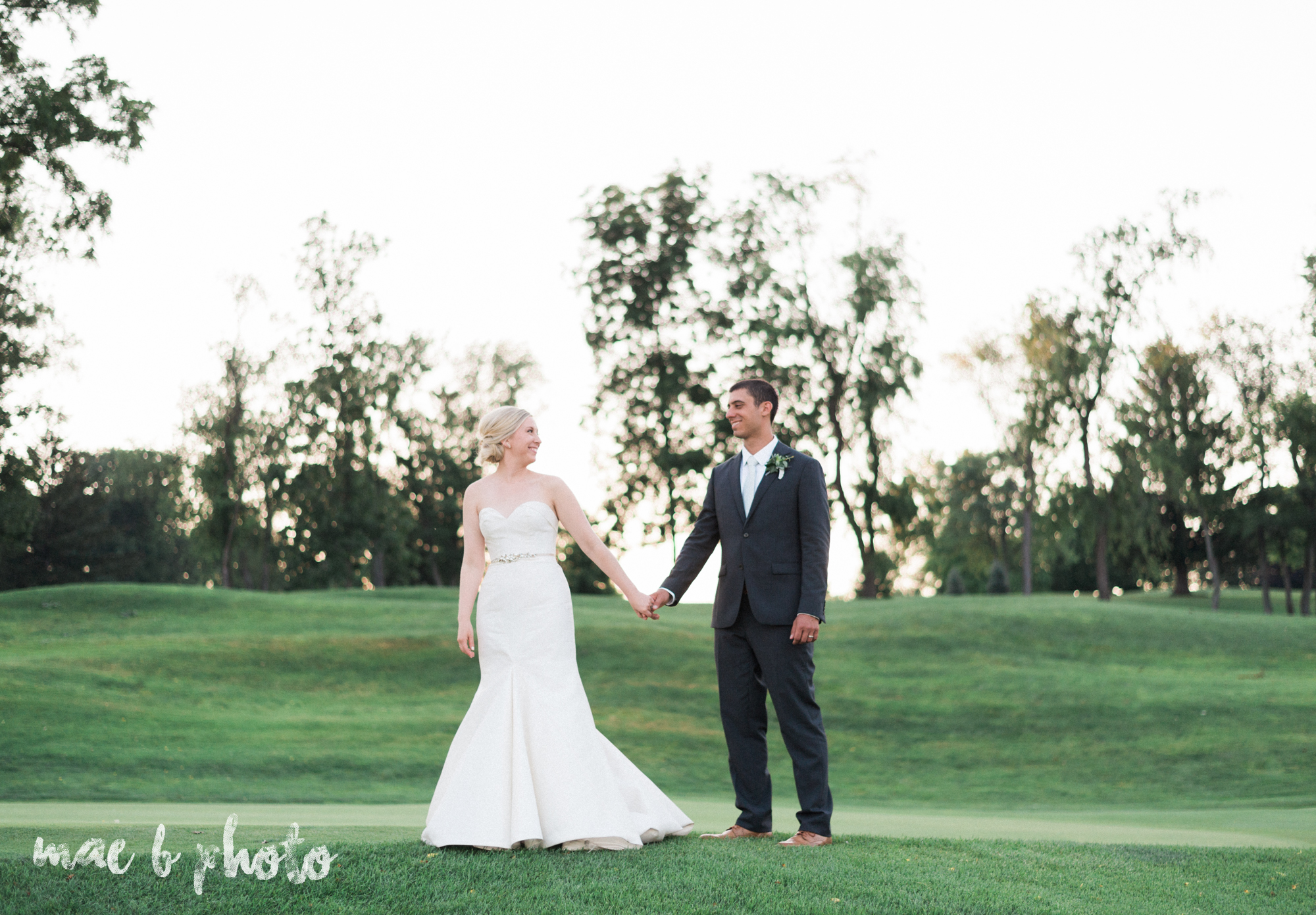 emily and michael's industrial chic summer country club wedding at the lake club in poland ohio photographed by cleveland wedding photographer mae b photo-121.jpg