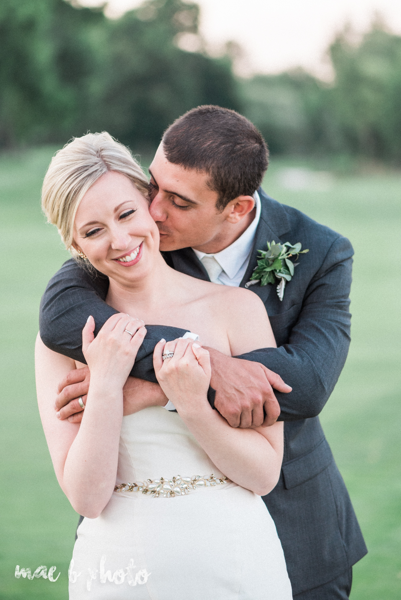 emily and michael's industrial chic summer country club wedding at the lake club in poland ohio photographed by cleveland wedding photographer mae b photo-123.jpg