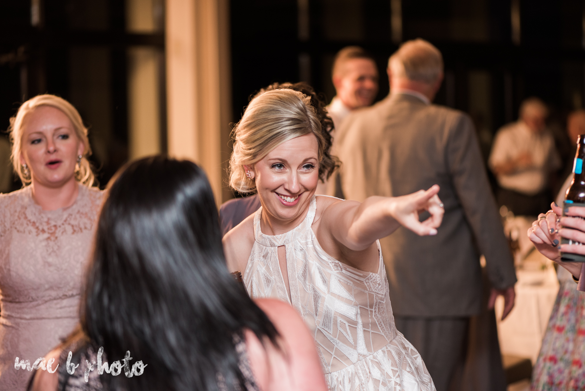 emily and michael's industrial chic summer country club wedding at the lake club in poland ohio photographed by cleveland wedding photographer mae b photo-128.jpg