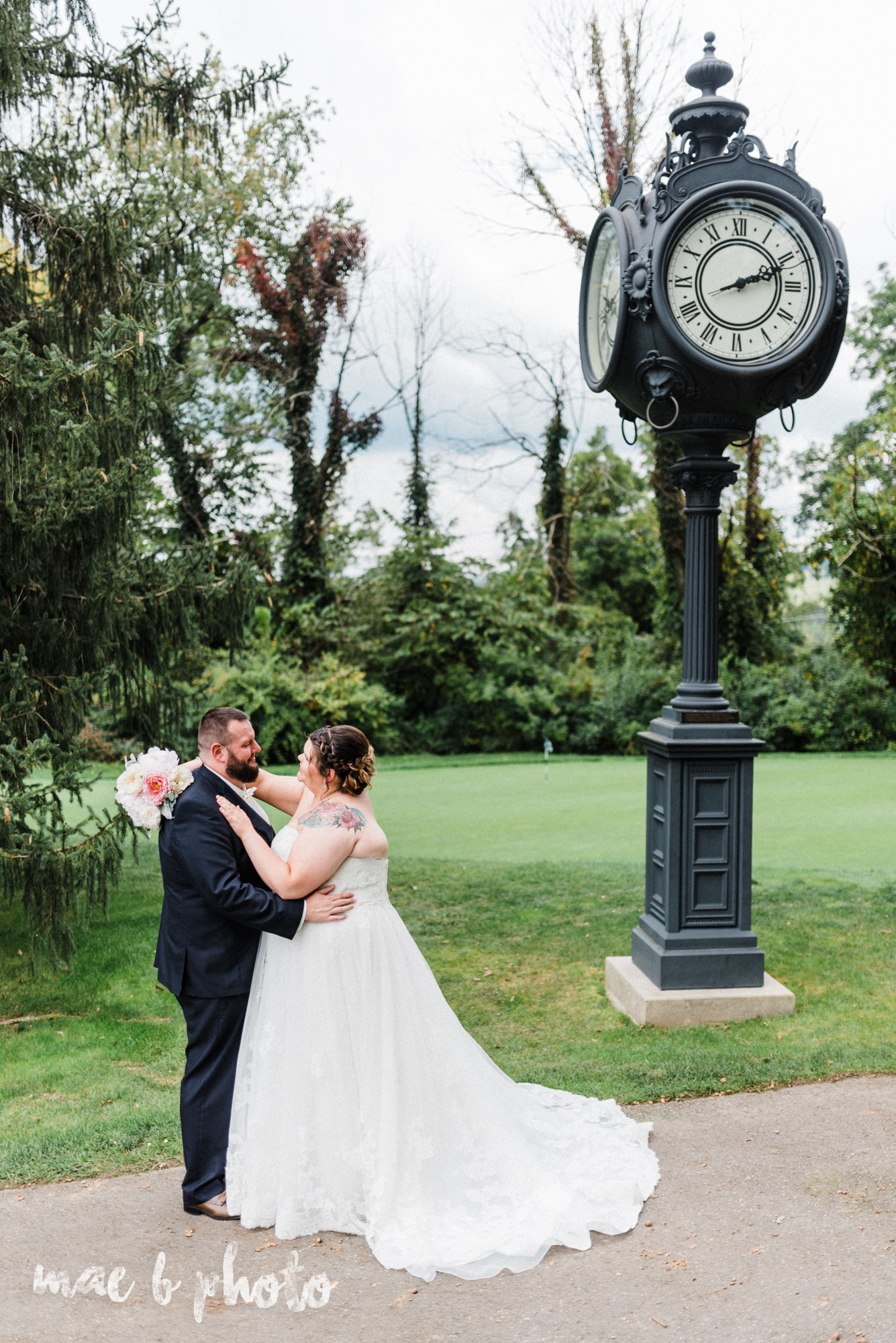 Kristina and ryan's personal vintage glam fall wedding at disalvo's station restaurant and the arnold palmer latrobe country club in latrobe, pa photographed by youngstown wedding photographer mae b photo-31.jpg