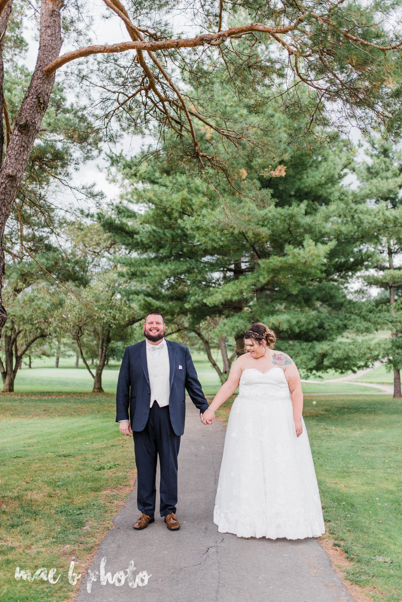 Kristina and ryan's personal vintage glam fall wedding at disalvo's station restaurant and the arnold palmer latrobe country club in latrobe, pa photographed by youngstown wedding photographer mae b photo-37.jpg