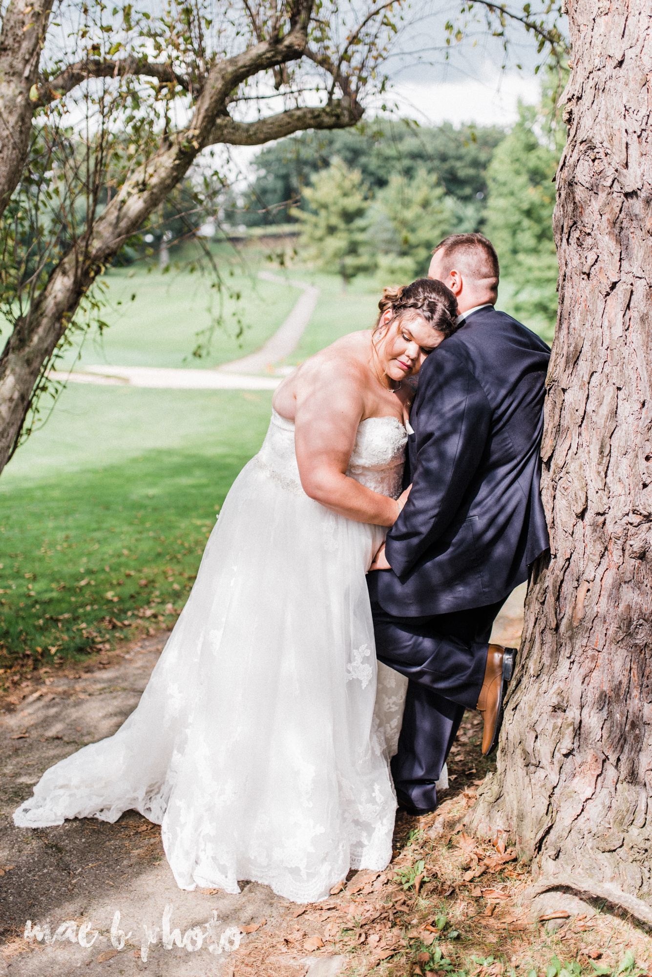 Kristina and ryan's personal vintage glam fall wedding at disalvo's station restaurant and the arnold palmer latrobe country club in latrobe, pa photographed by youngstown wedding photographer mae b photo-42.jpg