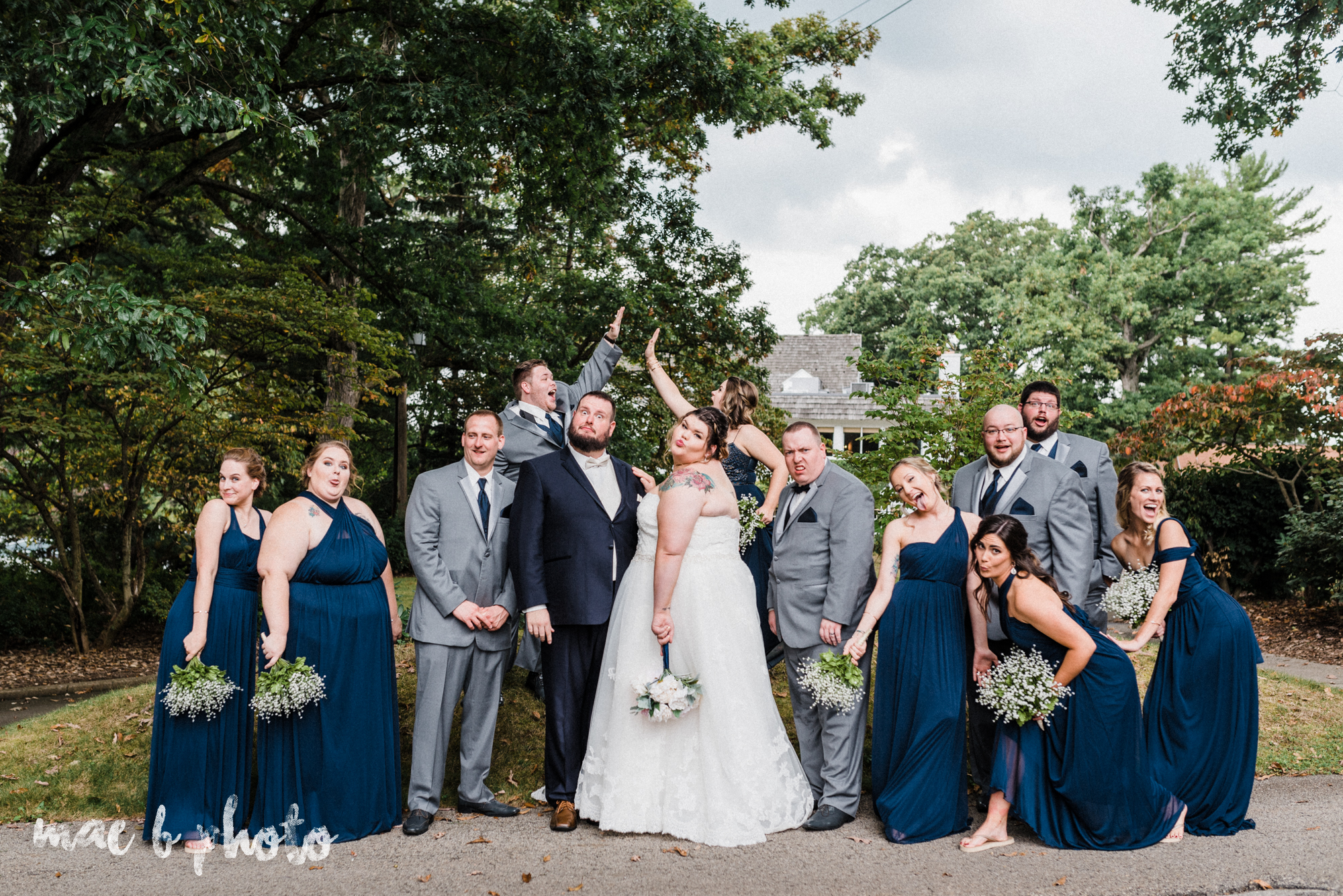 Kristina and ryan's personal vintage glam fall wedding at disalvo's station restaurant and the arnold palmer latrobe country club in latrobe, pa photographed by youngstown wedding photographer mae b photo-52.jpg