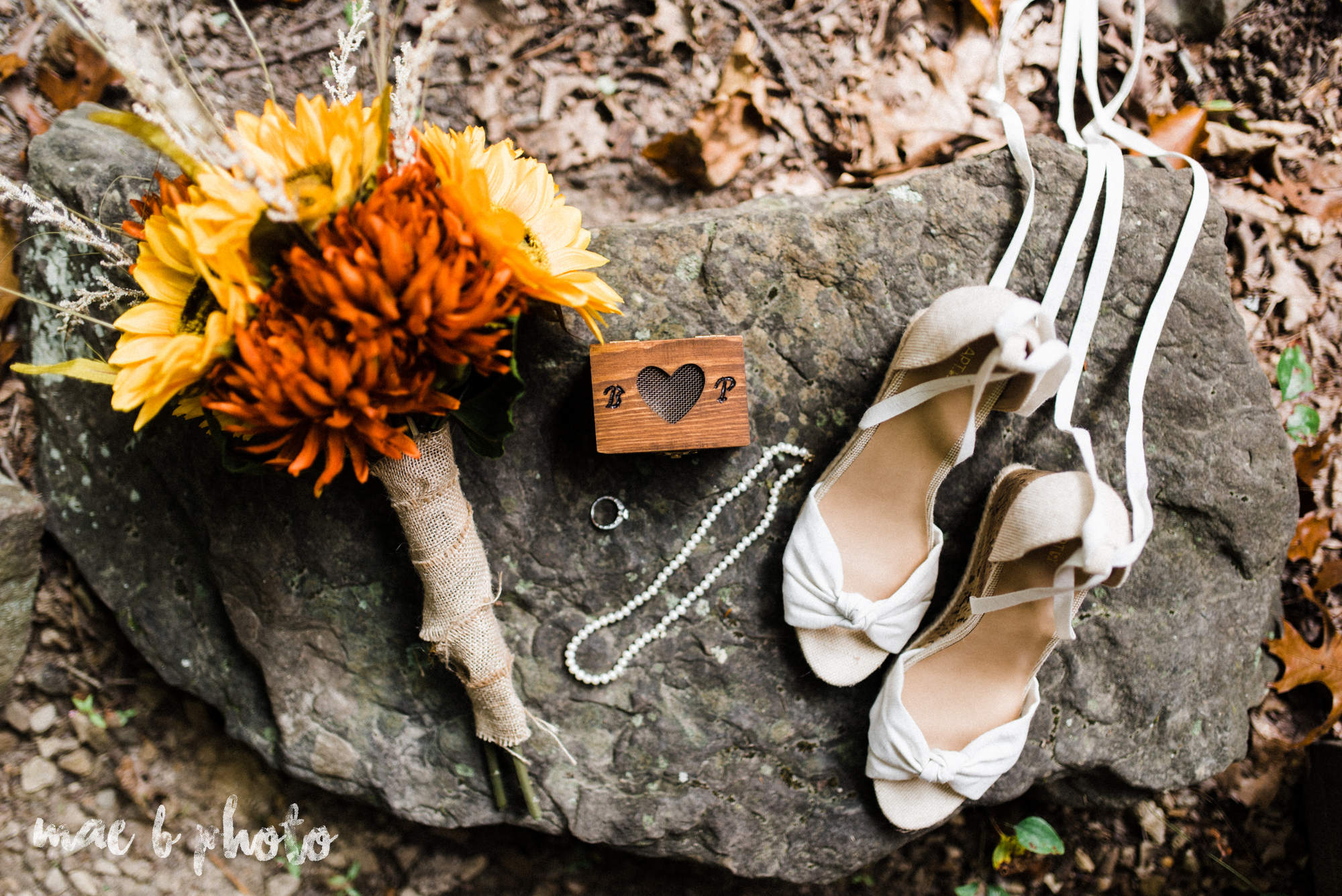 bobbi and pat's intimate fall cabin elopement in hocking hills old man's cave and rock house in logan ohio photographed by youngstown wedding photographer mae b photo-9.jpg