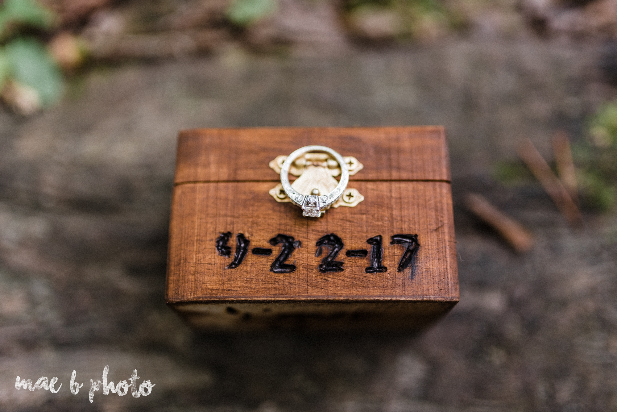 bobbi and pat's intimate fall cabin elopement in hocking hills old man's cave and rock house in logan ohio photographed by youngstown wedding photographer mae b photo-14.jpg