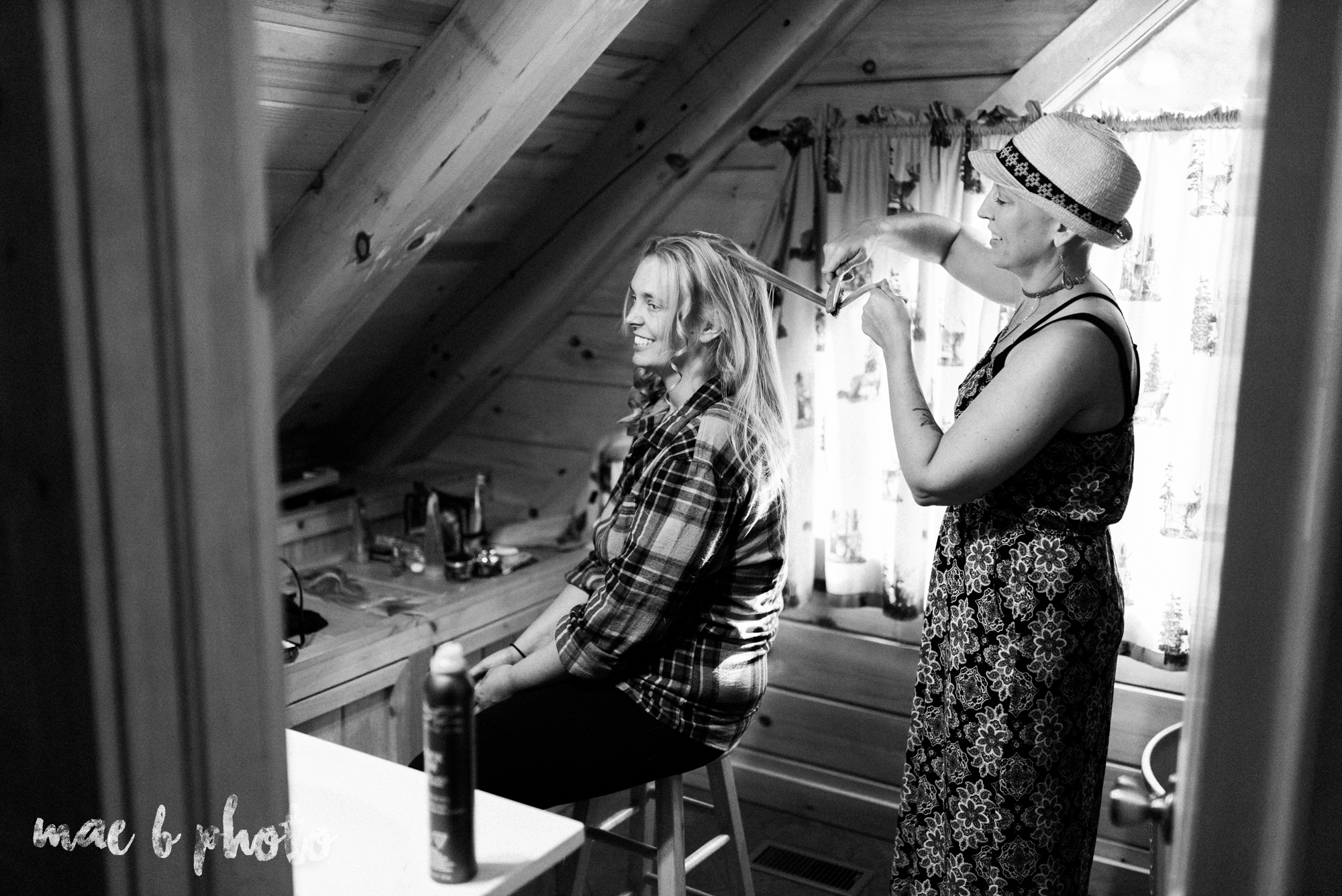 bobbi and pat's intimate fall cabin elopement in hocking hills old man's cave and rock house in logan ohio photographed by youngstown wedding photographer mae b photo-1.jpg