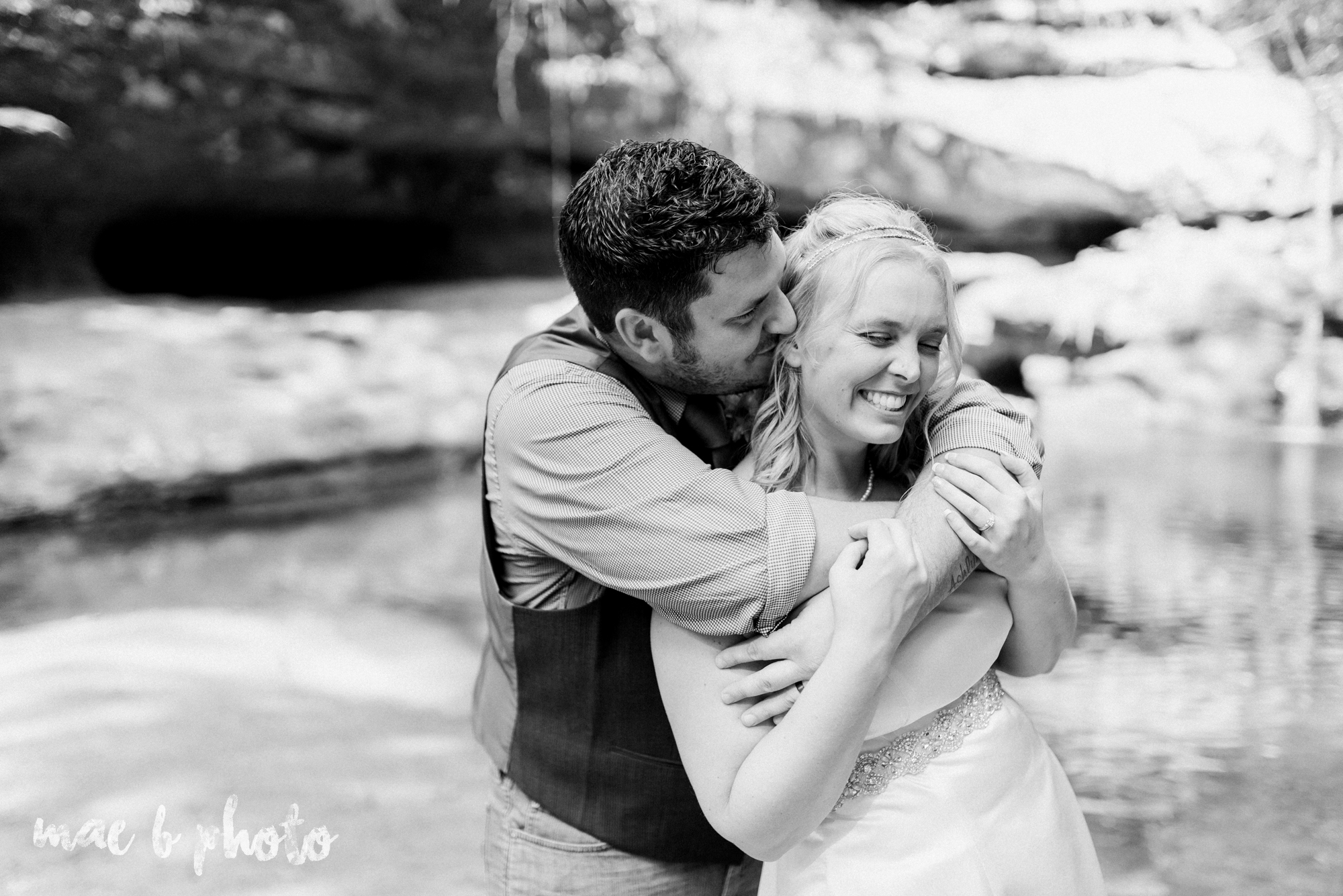bobbi and pat's intimate fall cabin elopement in hocking hills old man's cave and rock house in logan ohio photographed by youngstown wedding photographer mae b photo-55.jpg