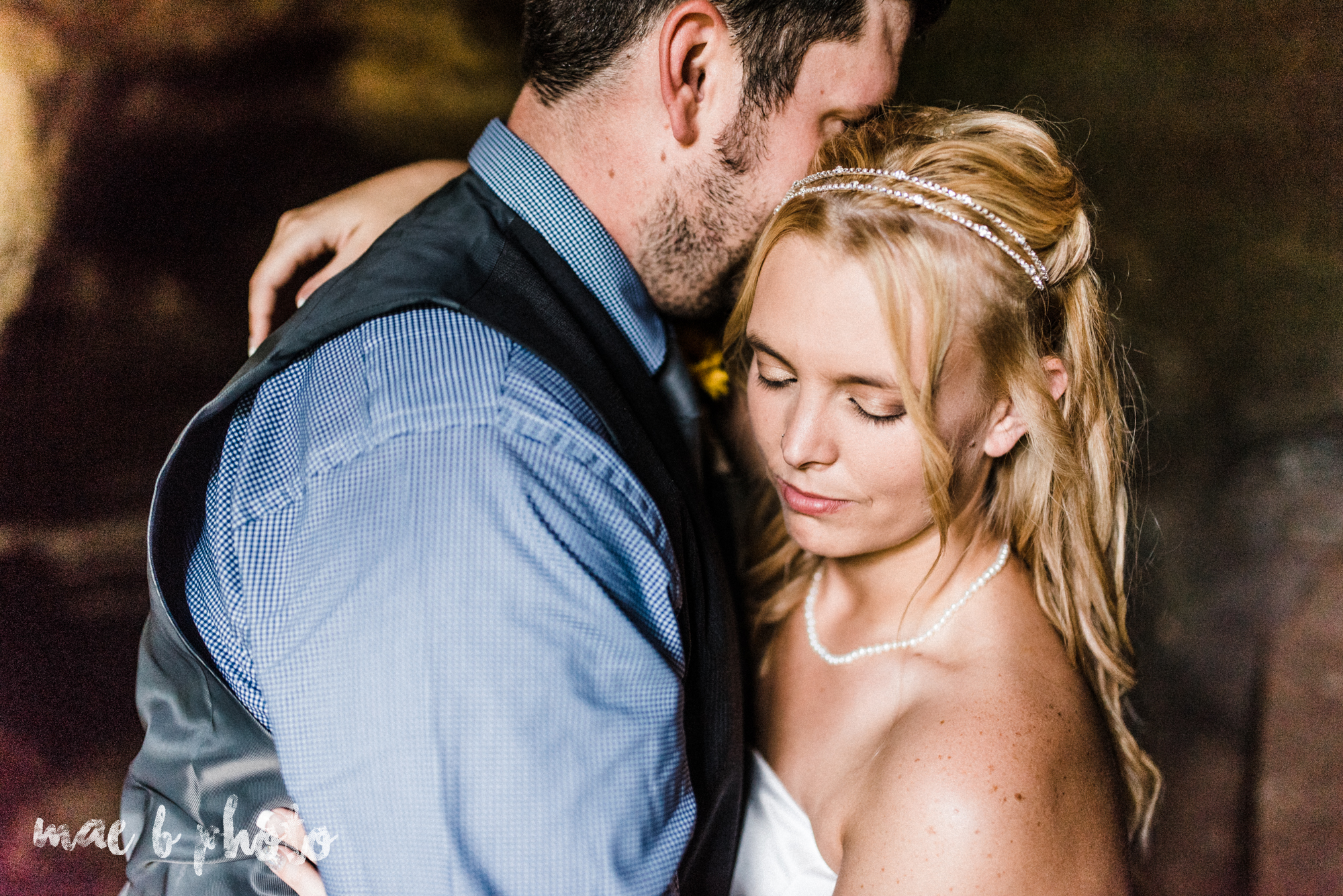 bobbi and pat's intimate fall cabin elopement in hocking hills old man's cave and rock house in logan ohio photographed by youngstown wedding photographer mae b photo-82.jpg