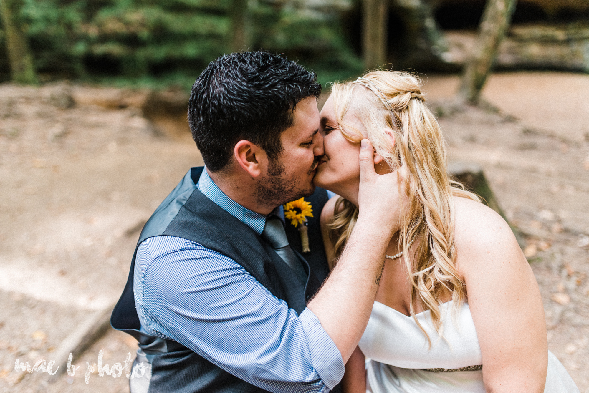 bobbi and pat's intimate fall cabin elopement in hocking hills old man's cave and rock house in logan ohio photographed by youngstown wedding photographer mae b photo-62.jpg
