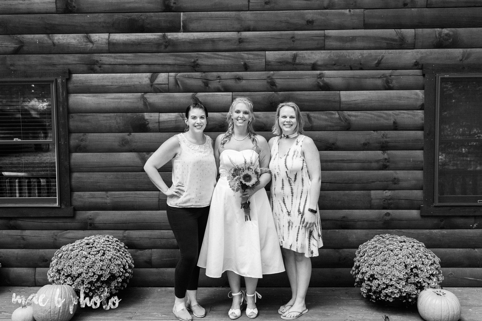 bobbi and pat's intimate fall cabin elopement in hocking hills old man's cave and rock house in logan ohio photographed by youngstown wedding photographer mae b photo-48.jpg