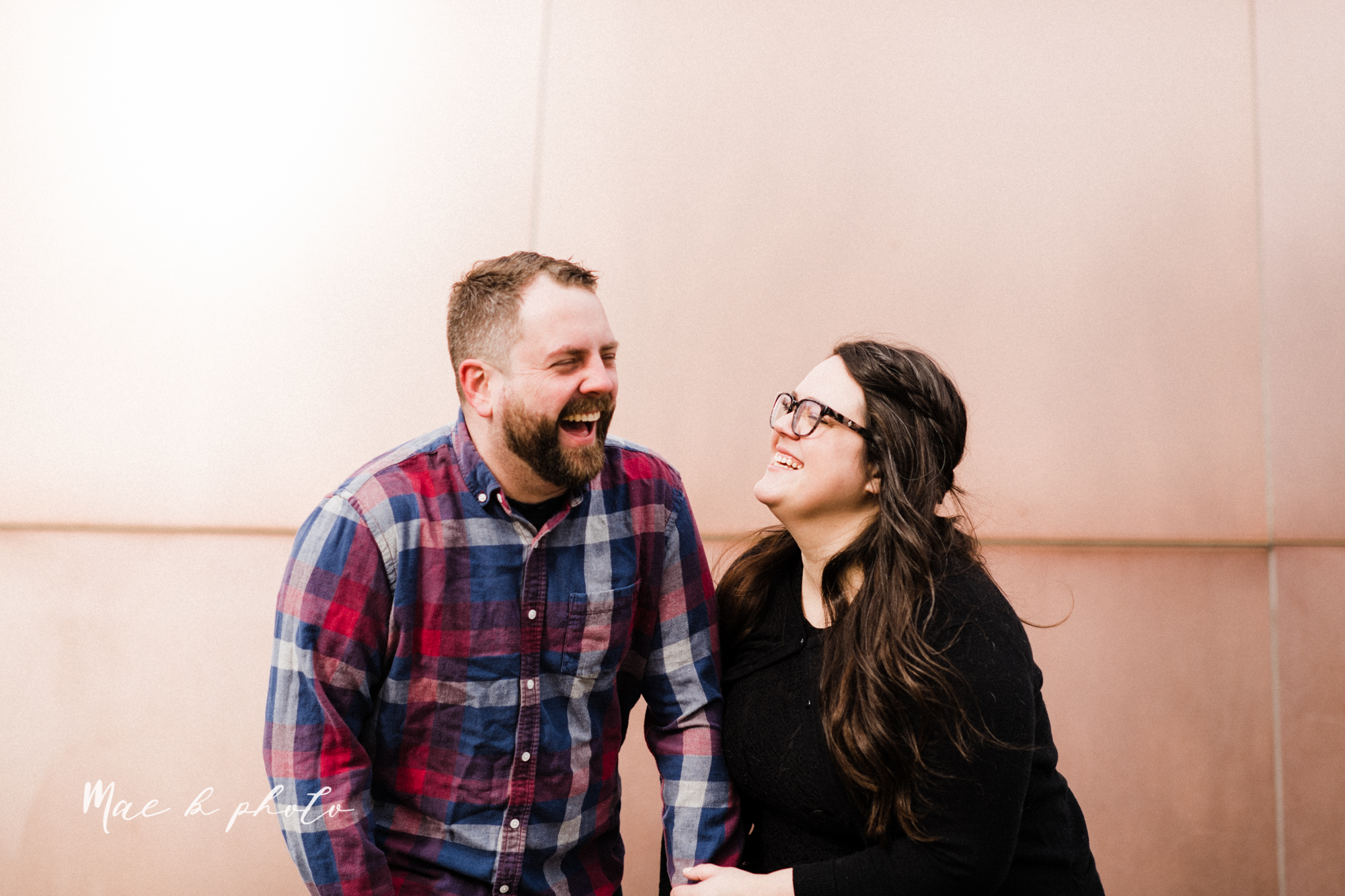 brad and kaitlin's winter museum engagement session at the cleveland museum of art and the cleveland natural history museum and the botanical gardens in cleveland ohio photographed by youngstown wedding photographer mae b photo-48.jpg
