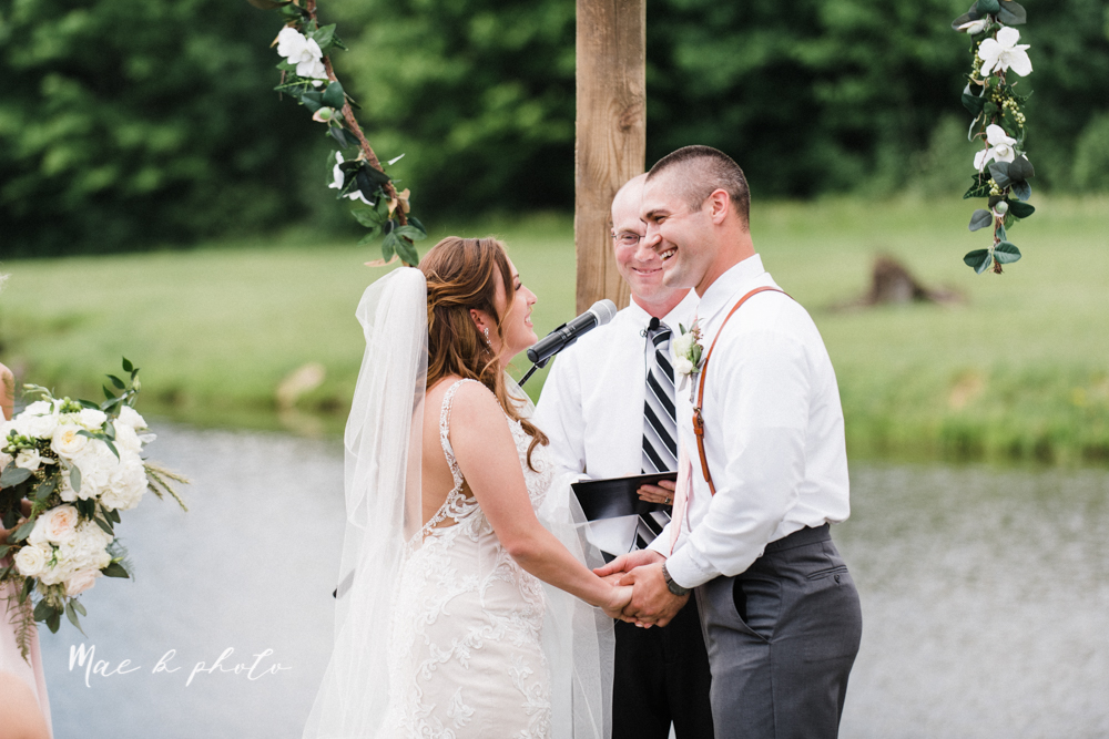 morgan and ryan's intimate outdoor summer winery midwest wedding at hartford hill winery and doubletree by hilton youngstown downtown in hartford ohio photographed by youngstown wedding photographer mae b photo-69.jpg