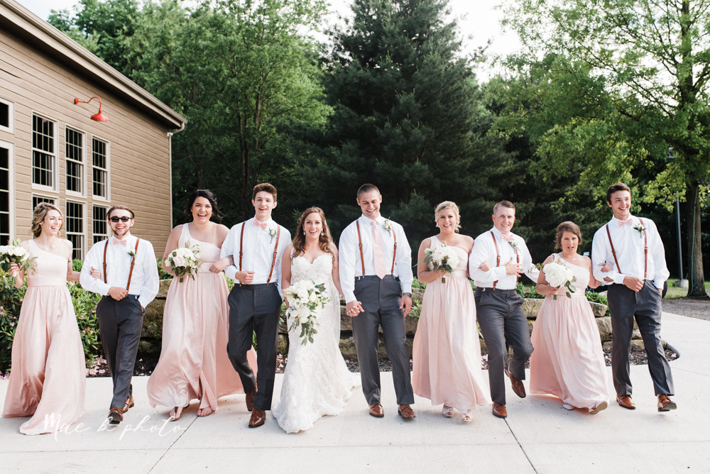morgan and ryan's intimate outdoor summer winery midwest wedding at hartford hill winery and doubletree by hilton youngstown downtown in hartford ohio photographed by youngstown wedding photographer mae b photo-81.jpg