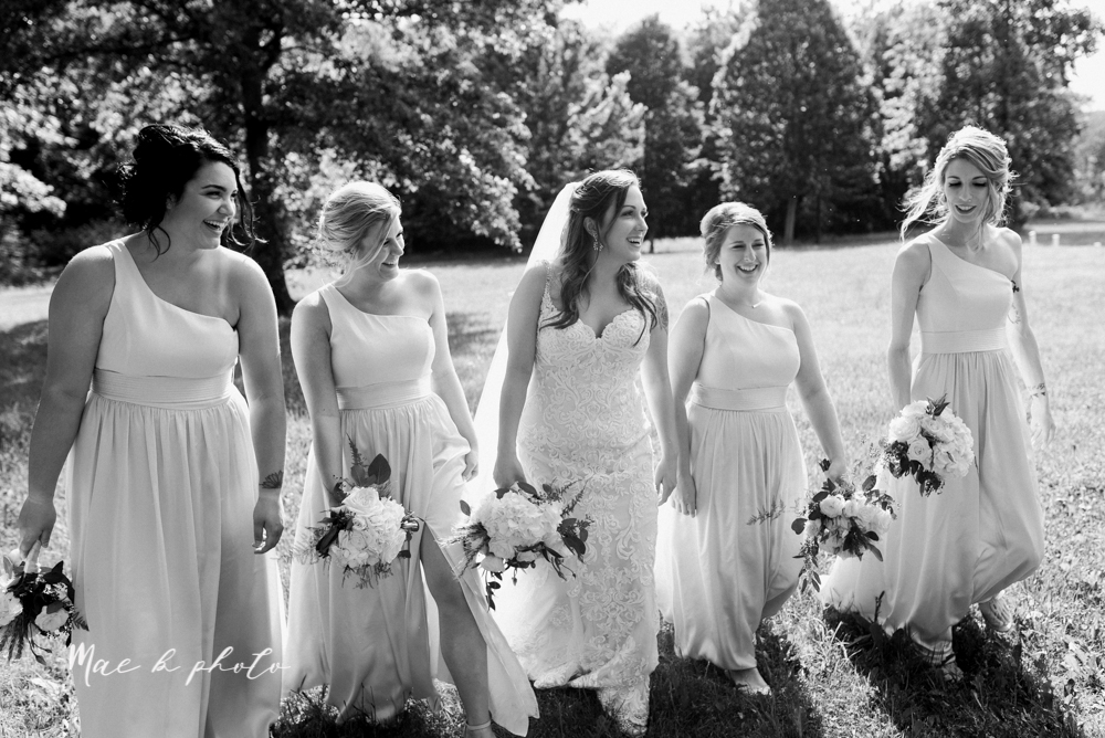 morgan and ryan's intimate outdoor summer winery midwest wedding at hartford hill winery and doubletree by hilton youngstown downtown in hartford ohio photographed by youngstown wedding photographer mae b photo-85.jpg