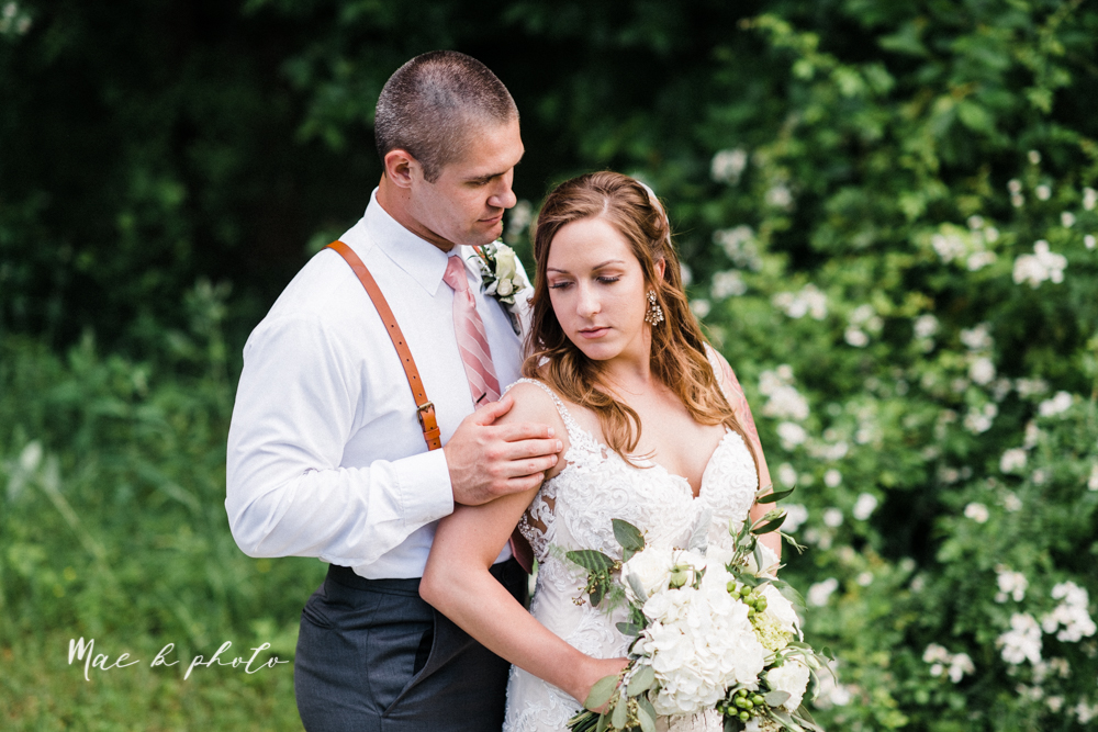 morgan and ryan's intimate outdoor summer winery midwest wedding at hartford hill winery and doubletree by hilton youngstown downtown in hartford ohio photographed by youngstown wedding photographer mae b photo-90.jpg