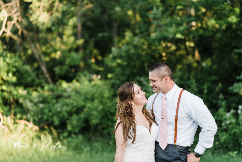 morgan and ryan's intimate outdoor summer winery midwest wedding at hartford hill winery and doubletree by hilton youngstown downtown in hartford ohio photographed by youngstown wedding photographer mae b photo-135.jpg