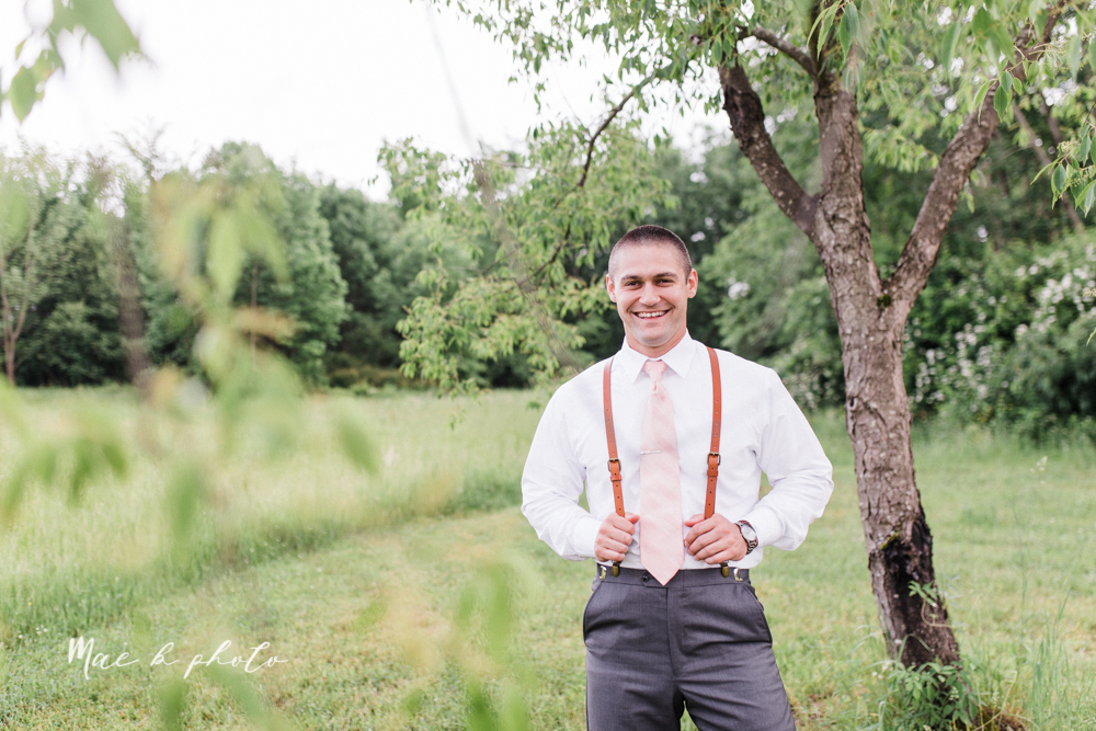 morgan and ryan's intimate outdoor summer winery midwest wedding at hartford hill winery and doubletree by hilton youngstown downtown in hartford ohio photographed by youngstown wedding photographer mae b photo-2.jpg