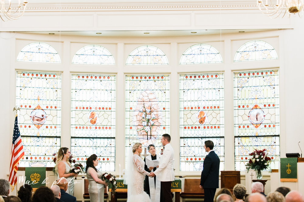 paige and cale's 1920s gatsby glam summer wedding at poland presbyterian church in poland ohio and mr anthony's banquet center in boardman ohio photographed by youngstown wedding photographer mae b photo-43.jpg