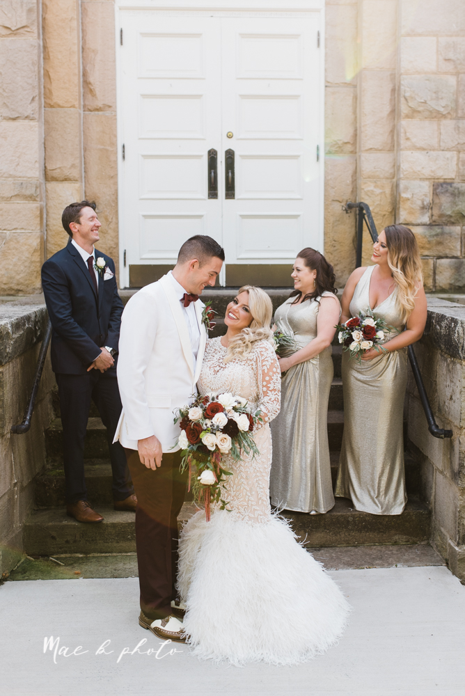 paige and cale's 1920s gatsby glam summer wedding at poland presbyterian church in poland ohio and mr anthony's banquet center in boardman ohio photographed by youngstown wedding photographer mae b photo-60.jpg
