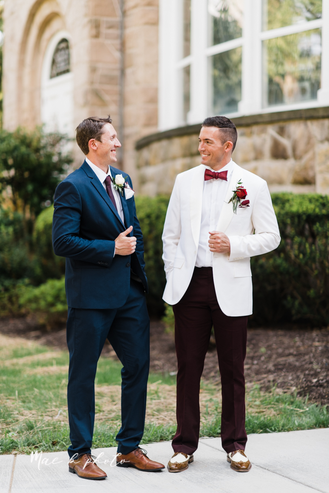 paige and cale's 1920s gatsby glam summer wedding at poland presbyterian church in poland ohio and mr anthony's banquet center in boardman ohio photographed by youngstown wedding photographer mae b photo-80.jpg