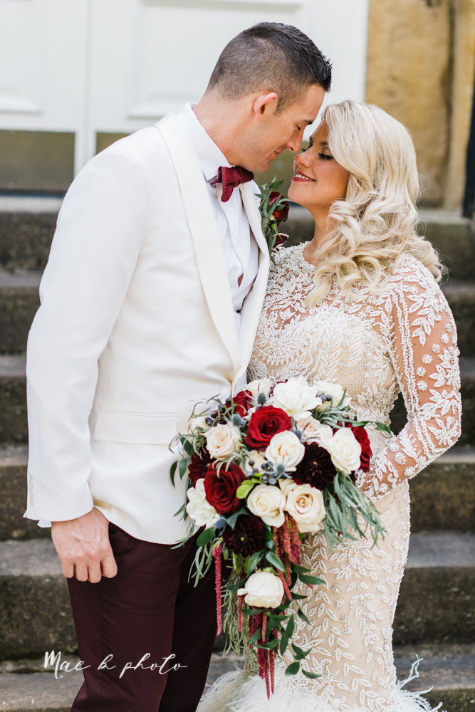 paige and cale's 1920s gatsby glam summer wedding at poland presbyterian church in poland ohio and mr anthony's banquet center in boardman ohio photographed by youngstown wedding photographer mae b photo-51.jpg