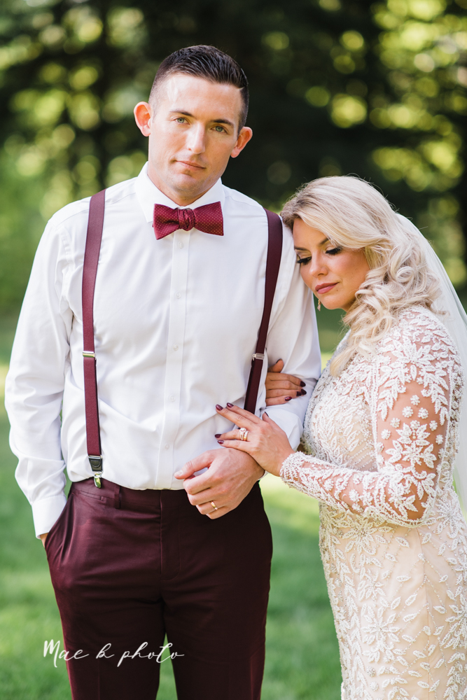 paige and cale's 1920s gatsby glam summer wedding at poland presbyterian church in poland ohio and mr anthony's banquet center in boardman ohio photographed by youngstown wedding photographer mae b photo-106.jpg