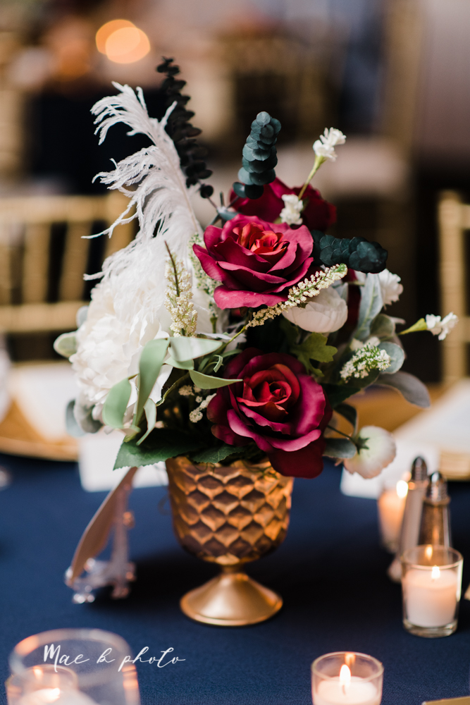 paige and cale's 1920s gatsby glam summer wedding at poland presbyterian church in poland ohio and mr anthony's banquet center in boardman ohio photographed by youngstown wedding photographer mae b photo-108.jpg