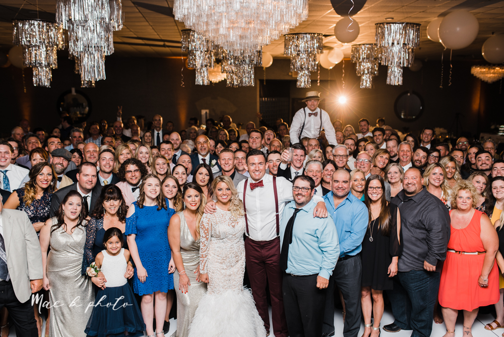 paige and cale's 1920s gatsby glam summer wedding at poland presbyterian church in poland ohio and mr anthony's banquet center in boardman ohio photographed by youngstown wedding photographer mae b photo-131.jpg