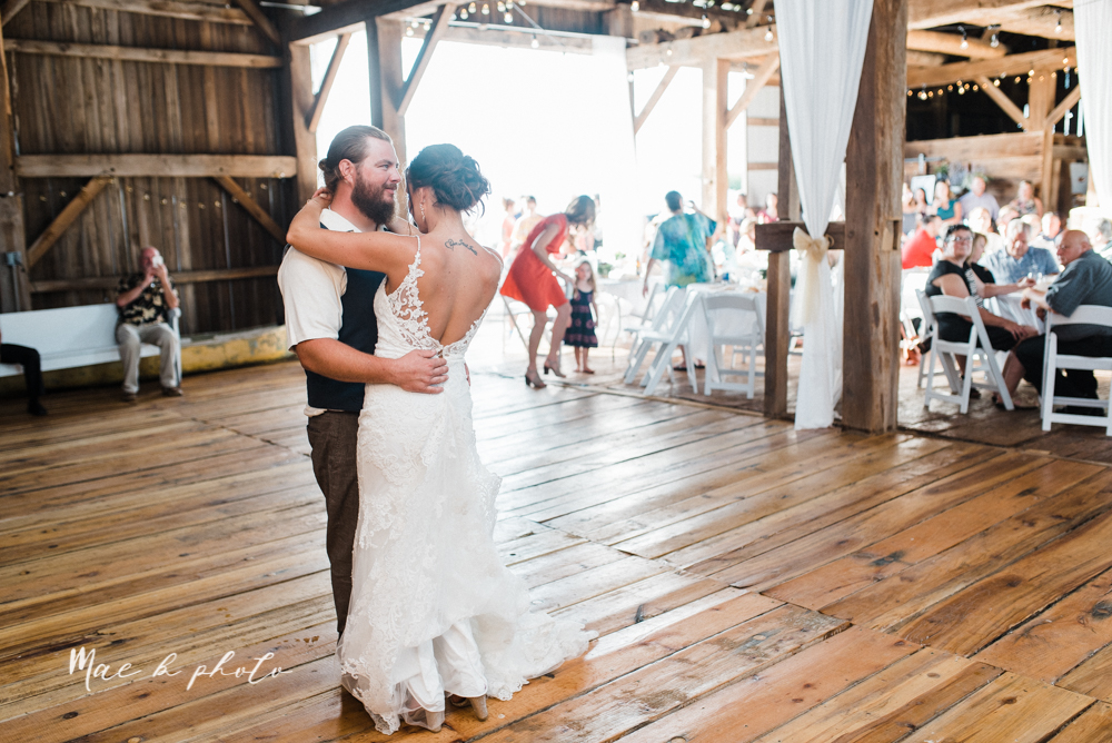 chelsea and jared's simple and elegant rustic barn wedding at my wish weddings in new springfield ohio photographed by youngstown wedding photographer mae b photo-108.jpg