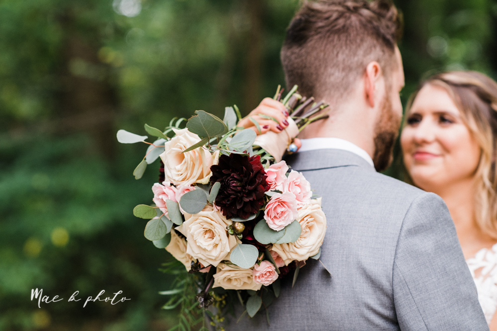 lauren and steve's romantic elegant sophisticated middle of the woods summer barn wedding at the grand barn event center in the mohicans in glenmont ohio photographed by youngstown wedding photographer mae b photo-71.jpg