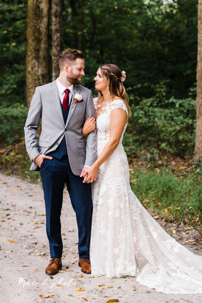 lauren and steve's romantic elegant sophisticated middle of the woods summer barn wedding at the grand barn event center in the mohicans in glenmont ohio photographed by youngstown wedding photographer mae b photo-78.jpg