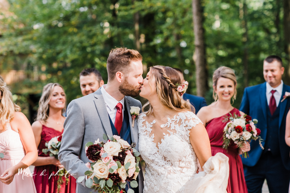 lauren and steve's romantic elegant sophisticated middle of the woods summer barn wedding at the grand barn event center in the mohicans in glenmont ohio photographed by youngstown wedding photographer mae b photo-70.jpg