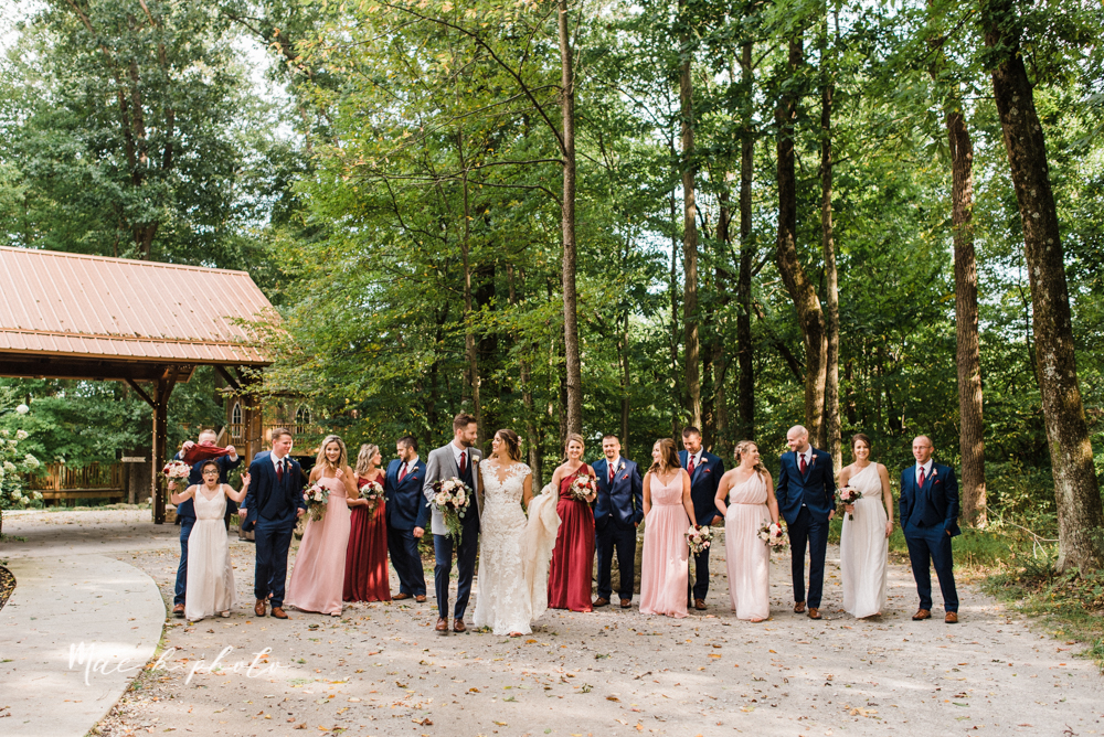 lauren and steve's romantic elegant sophisticated middle of the woods summer barn wedding at the grand barn event center in the mohicans in glenmont ohio photographed by youngstown wedding photographer mae b photo-68.jpg