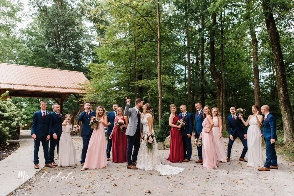 lauren and steve's romantic elegant sophisticated middle of the woods summer barn wedding at the grand barn event center in the mohicans in glenmont ohio photographed by youngstown wedding photographer mae b photo-67.jpg
