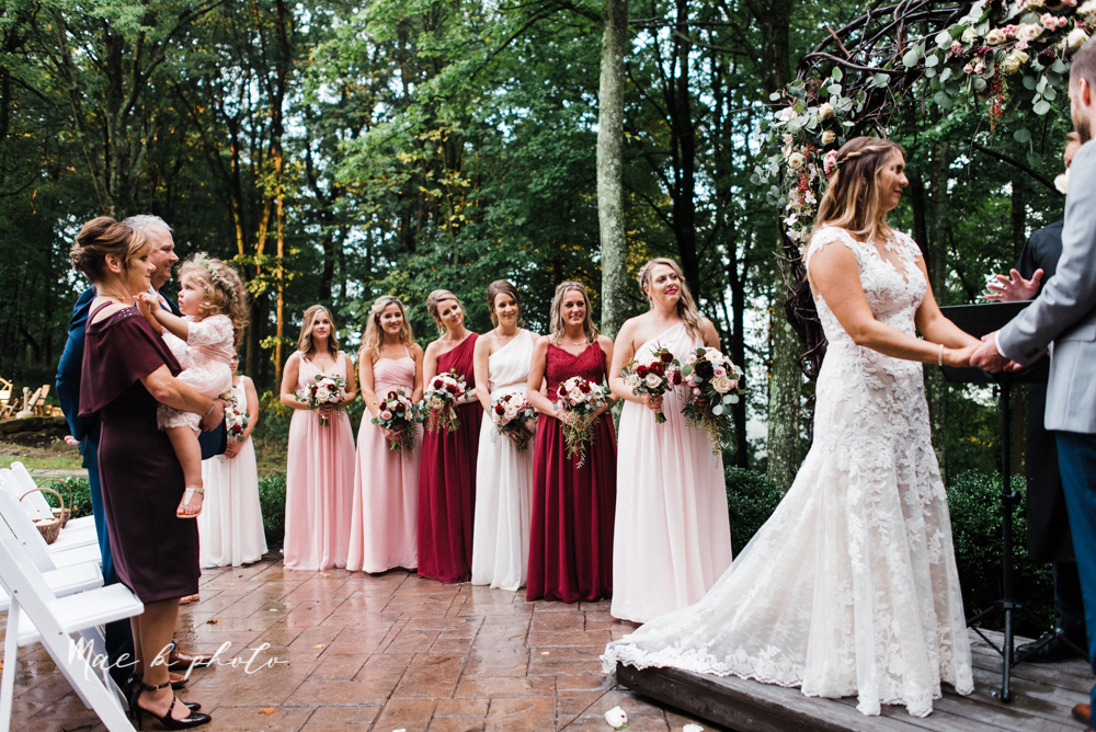 lauren and steve's romantic elegant sophisticated middle of the woods summer barn wedding at the grand barn event center in the mohicans in glenmont ohio photographed by youngstown wedding photographer mae b photo-134.jpg